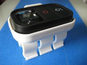 GoPro remote cradle