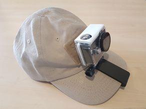 GoPro Baseball Cap Mount