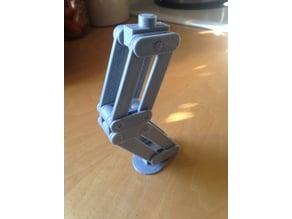 134 mm Parallelogram Robot Legs (Test)