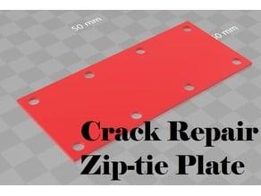 Crack Repair Plate