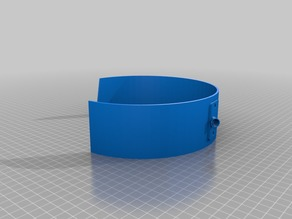 Filament dust cover