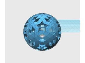 Geodesic 6V Sphere Pattern_1_16_17_28