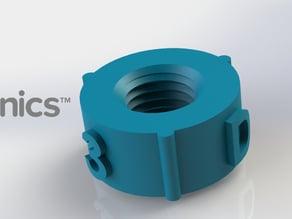 Nut - 3Dponics Non-Circulating Hydroponics