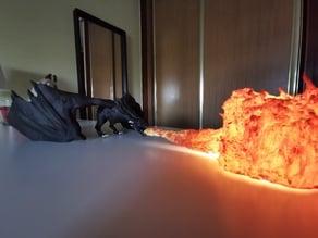 Drogon Fire