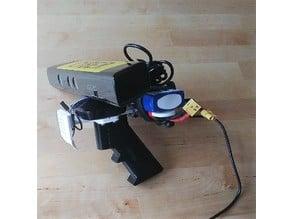 Hammerhead Portable - Handheld Kinect 3D Scanner