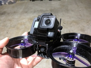 Squirt v2 GoPro 5 6 7 Variable Angle w/ Lens Guard