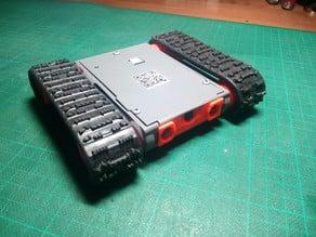 Zerobot Tank Track fpv
