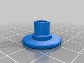 608 Bearing cap with thumb screw