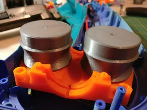 Replacement flywheels for Quantum