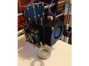 18mm auto level sensor support for Anet A8 left side