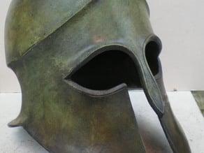 Corinthian helmet ****Project forum