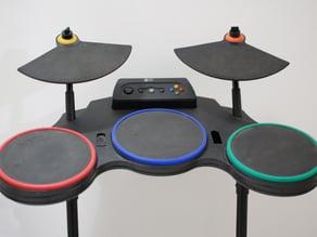 Guitar Hero World Tour Cymbal Nuts