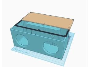 bluetooth speaker-v1 TDA7492P