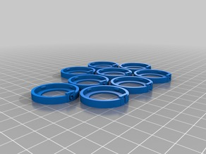 Figure Rings for Boardgames