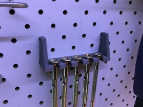 Precision Screwdriver Rack