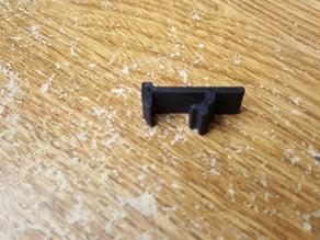 Hyundai armrest replacement clip