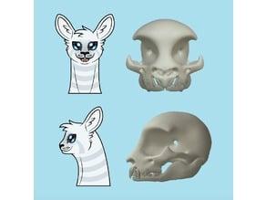 Fletcher's Skull (Version 2)