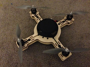 Drone - (Small Phrai) - Multi-wii or APM based boards