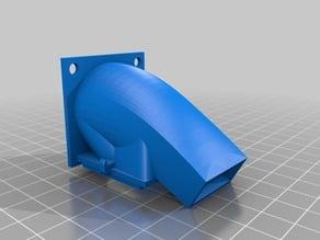 MP Select Mini V2 40mm Fan Duct