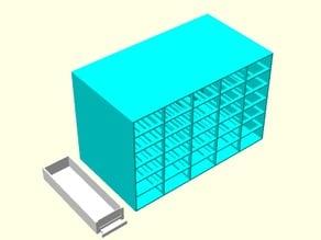 My Resistor`s New Storage Box