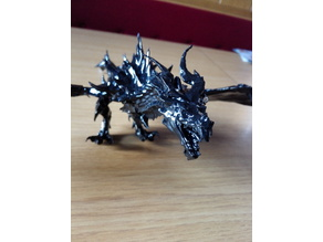Alduin Dragon (Printable)