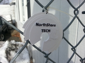 Tech Meetup Badge, North Shore MA
