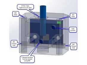 Laser Filament Sensor Housing