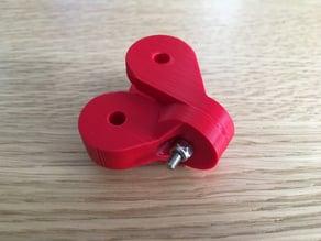 Swivel Adapter for RaffoSan's Camera Arm