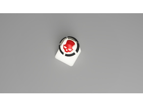 Division 2 Rogue agent Cherry MX keycap