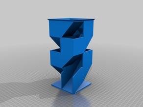 Customized Angular Tower