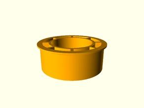 Customizable Pipe/duct Bushing