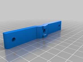 85mm x 15mm PSU bracket v2