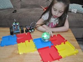 Sphero Modular Puzzle Maze Blocks - Build your own robot maze to challenge your programming skills!