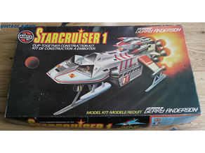 air fix star cruiser 1