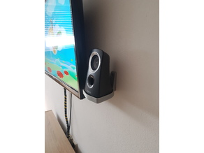 Logitech Speakers Wall Mount
