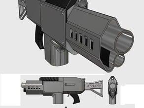 Grenade Combo Gun