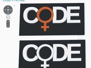 Code + Female