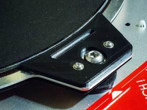 BI v2.5 Adjustable 310mm Glass Plate Mount