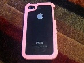 Iphone 4 Rigid Bumper Case