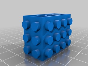 Servo Lego Block