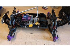 Thunder Tiger MTA-4/ Team associated Monster GT brushless conversion