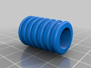 Connector - 90 degree bend, attachment between PET drinks bottle and hose