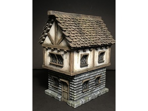 Village Terrain-Cottage