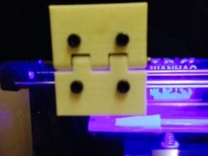 Duplicator 4/4x front door Hingrs