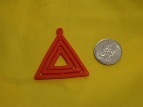 Spinning Triangle small