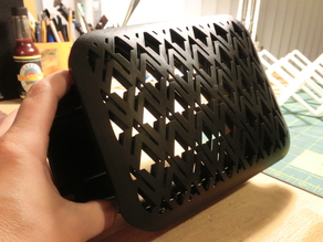MK2 VW AC Heater Clean Air Intake Filter Cover (Version 1) *Updated*