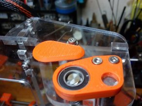 Prusa i3 Z axis bearing holder