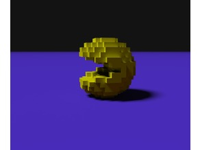Voxel Pacman