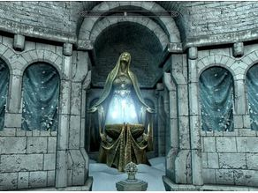 Statue of Goddess Mara