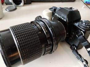 Pentax 6x7 K mount adaptor